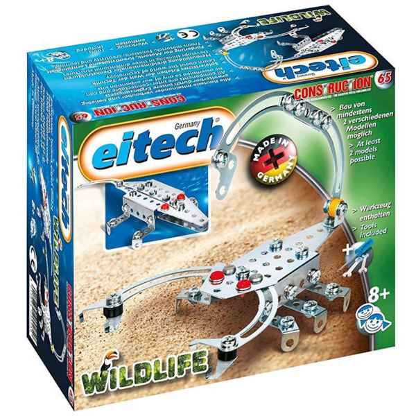Eitech C65 Wildlife Skorpion / Krokodil