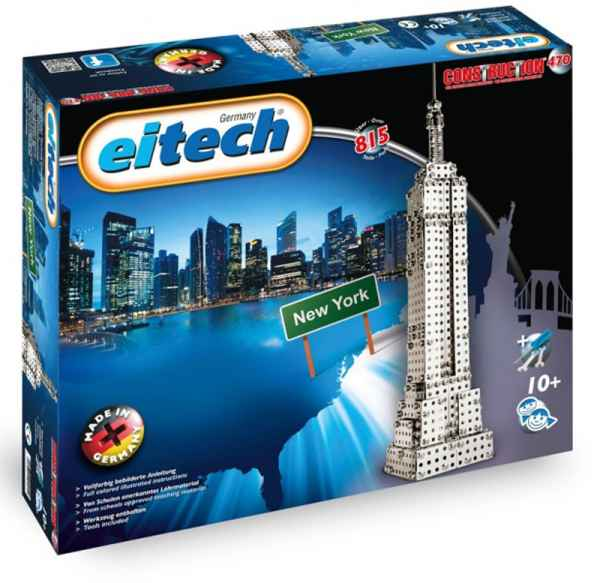 Eitech C470 Empire State Building