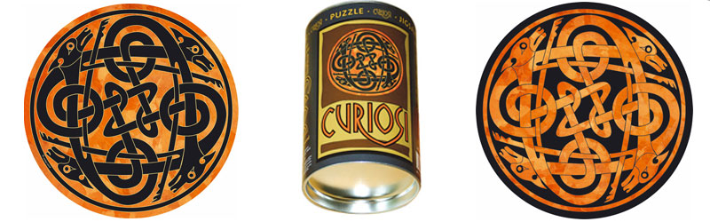 Curiosi Holzpuzzle
